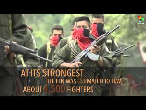 The ELN - Colombia's Other Guerrillas