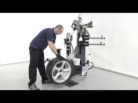 Beissbarth Reifenmontiermaschine / Reifenmontiergerät MS 670