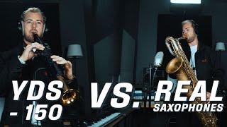 YDS - 150 vs. Real Saxophones
