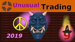 [TF2 2019] Unusual Trading! Back in Business! God Tiers and More! (Ep.9) YouTube Videos