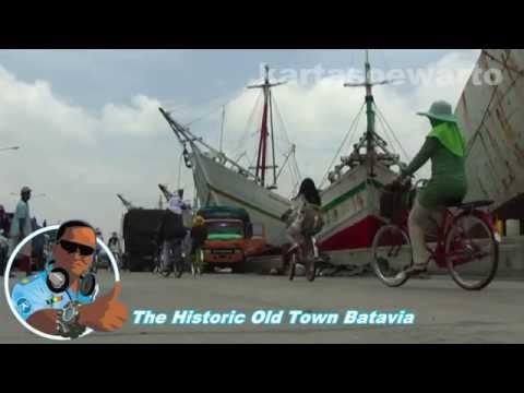 Historic Batavia Kotatua - Jakarta 2010