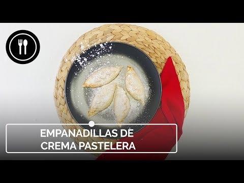 Empanadillas de CREMA PASTELERA: un postre original | Instafood