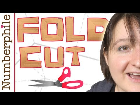 Fold and Cut Theorem - Numberphile