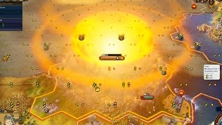 10 Minutes of Nukes and Advanced Warfare - Civilization 6