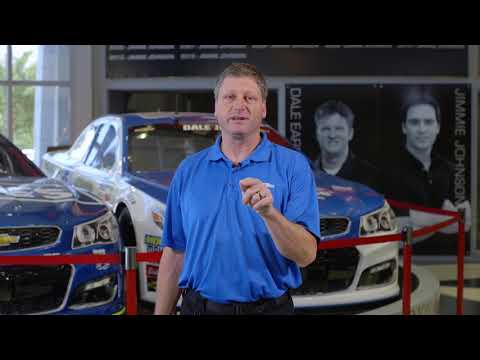 Win a VIP Race Experience and Hendrick Motorsports Tour