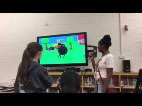 Failed Baa Baa Black Sheep Karaoke At School!