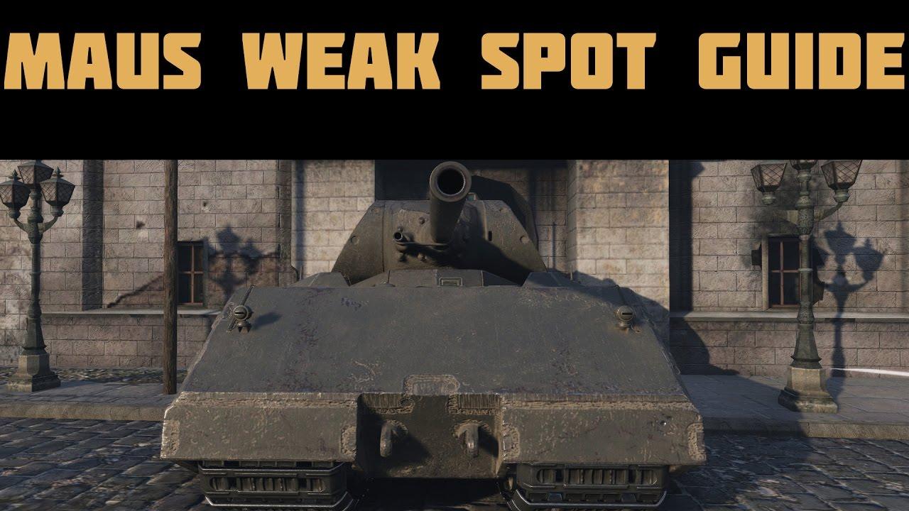 Maus Spots