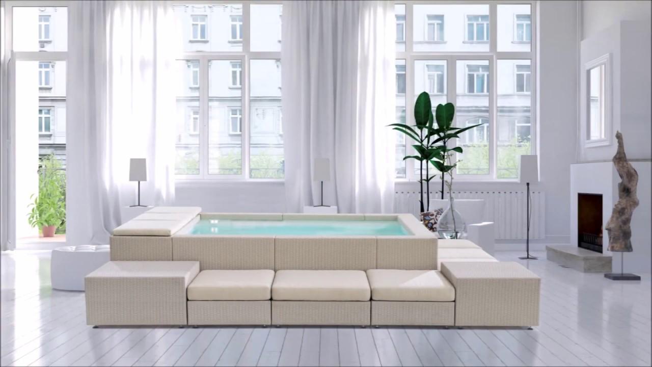 Piscine Laghetto by Astralpool - YouTube