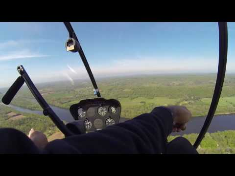 Robinson R22 Helicopter - Student Pilot - Sky Manor - Erwinna Private