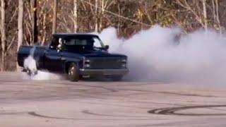 '87 Chevy R10 Diesel Sleeper - Truck Tech S3, E4