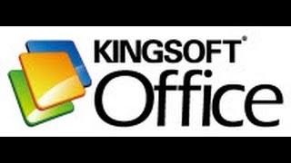 Free Office Suite (Kingsoft Office) - Save Money on the Computer