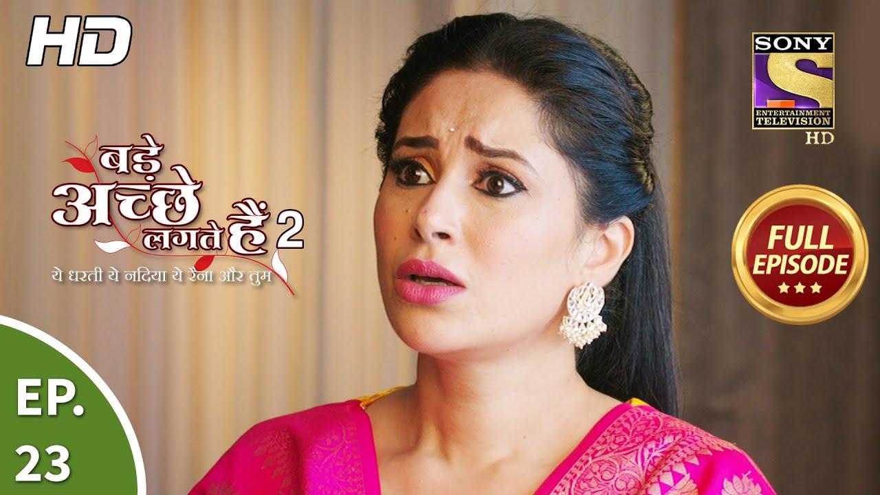 Download Bade Achhe Lagte Hain 2 - बड़े अच्छे लगते हैं 2 - Ep 23 - Full Episode - 29th Sep, 2021