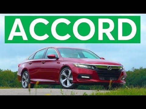 4K Review: 2018 Honda Accord Quick Drive | Consumer Reports