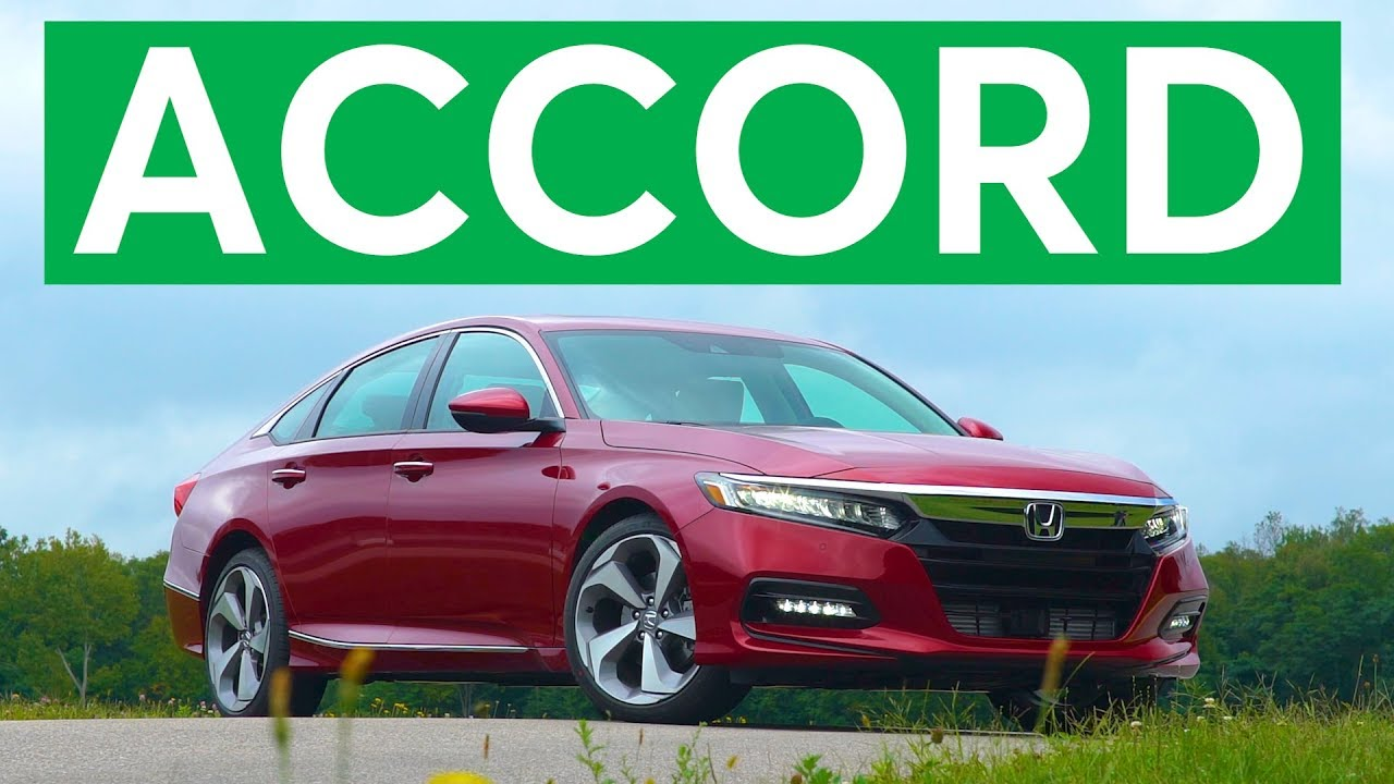 4k Review 2018 Honda Accord Quick Drive Consumer Reports