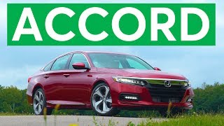 4K Review: 2018 Honda Accord Quick Drive | Consumer Reports