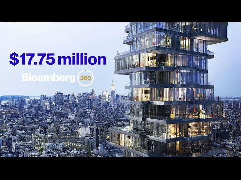 Tour a $17.75 Million NYC Penthouse in 360