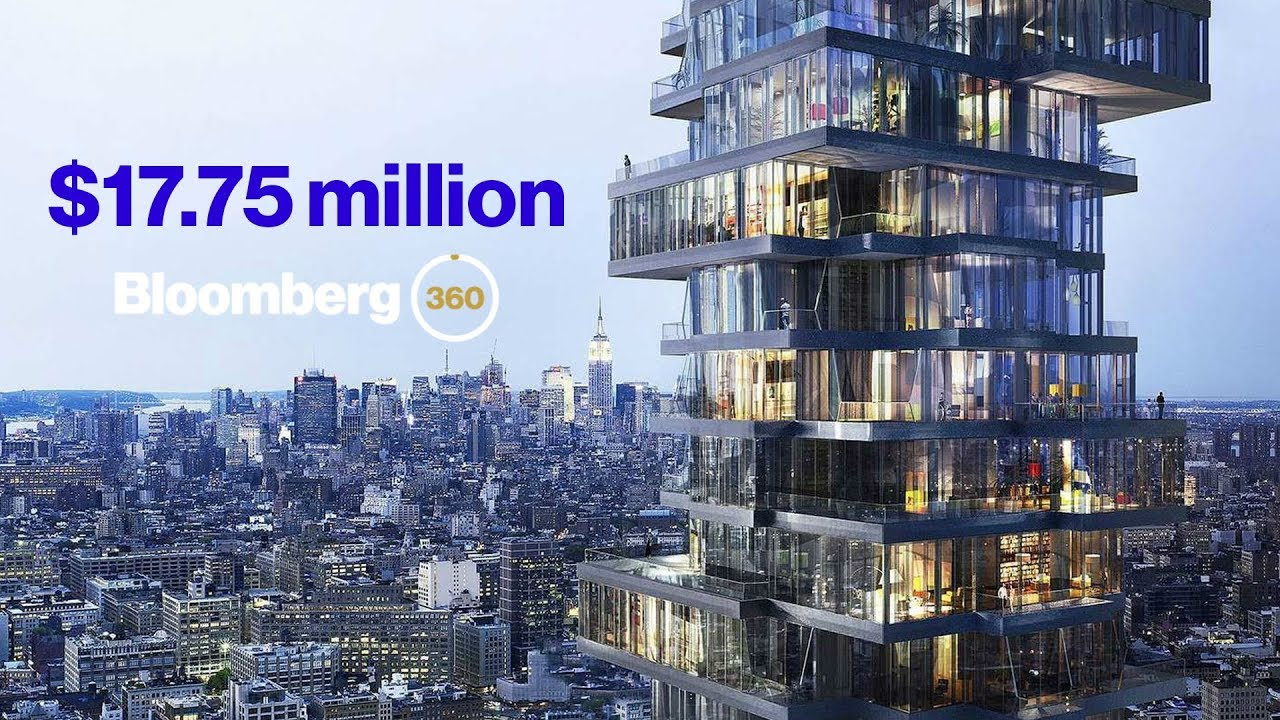 Tour a 1775 Million NYC Penthouse in 360  YouTube