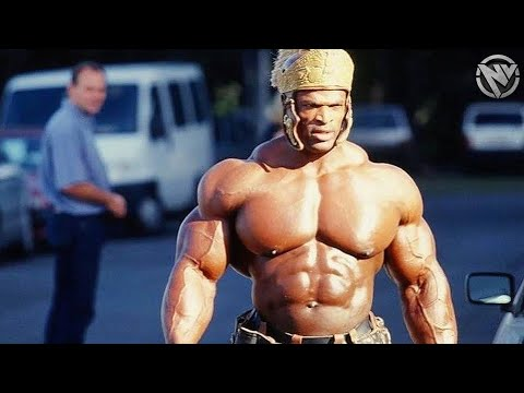 MOST DOMINANT MONSTER RONNIE COLEMAN MOTIVATION