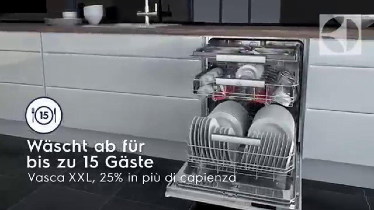 Lavastoviglie Electrolux - YouTube