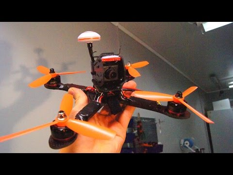 Build a Racing Drone - DIY Kit