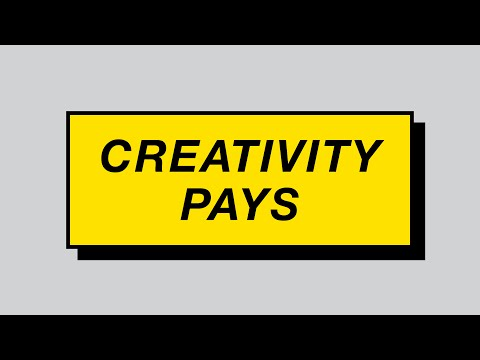 Creativity Pays – Be an Executive Creative Director