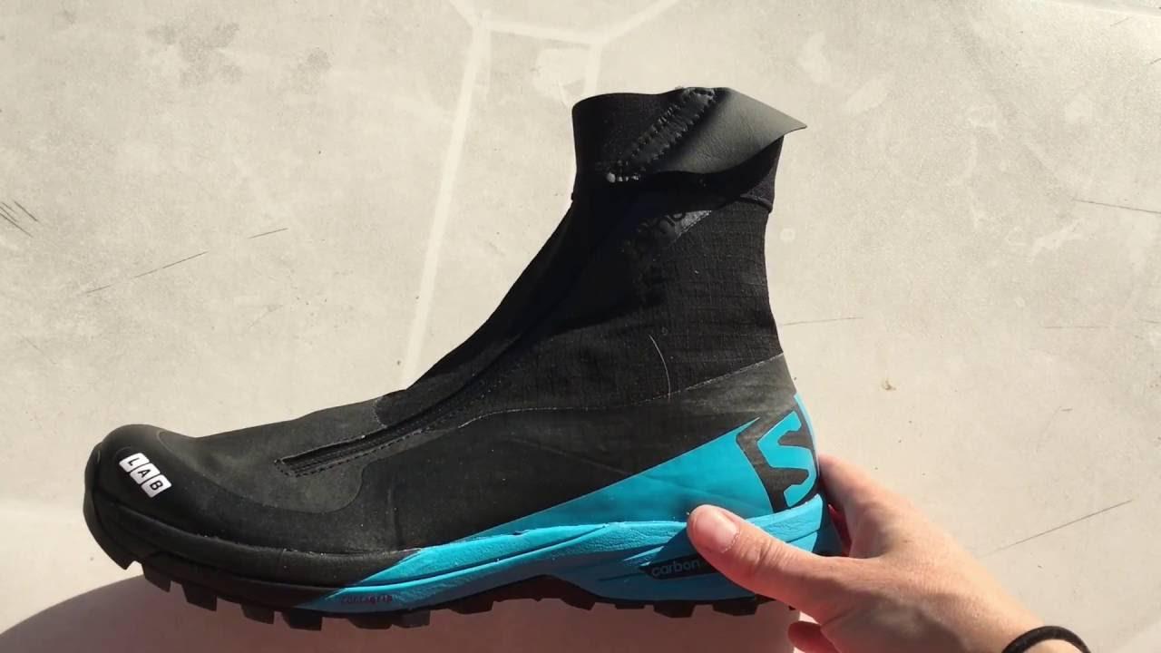 salomon women's outpath pro gtx hiking shoes youtube