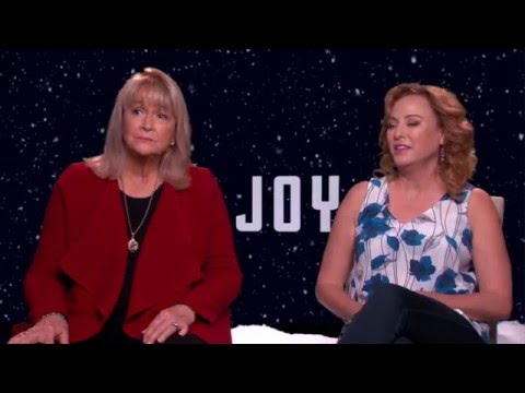 "Interview with Virginia Madsen and  Diane Ladd for "" Joy """