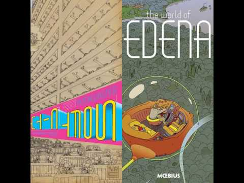 Euro Comics: Reviews of Soft City and The World of Edena
