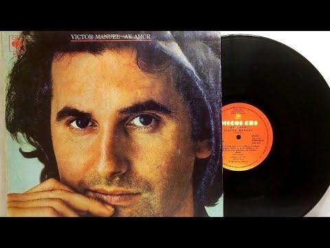 Victor Manuel - Ay Amor - Letra