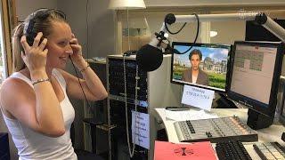 """Radio selber machen: Ausbildungsradio """"LUX"""" sendet aus Frankfurt"""