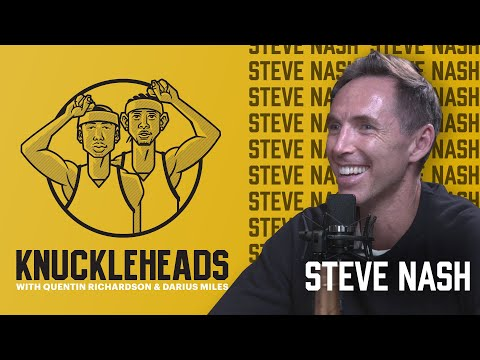 Lil Steve Nash From Canada Talks With Q & D   Knuckleheads S2: E9   The Players' Tribune
