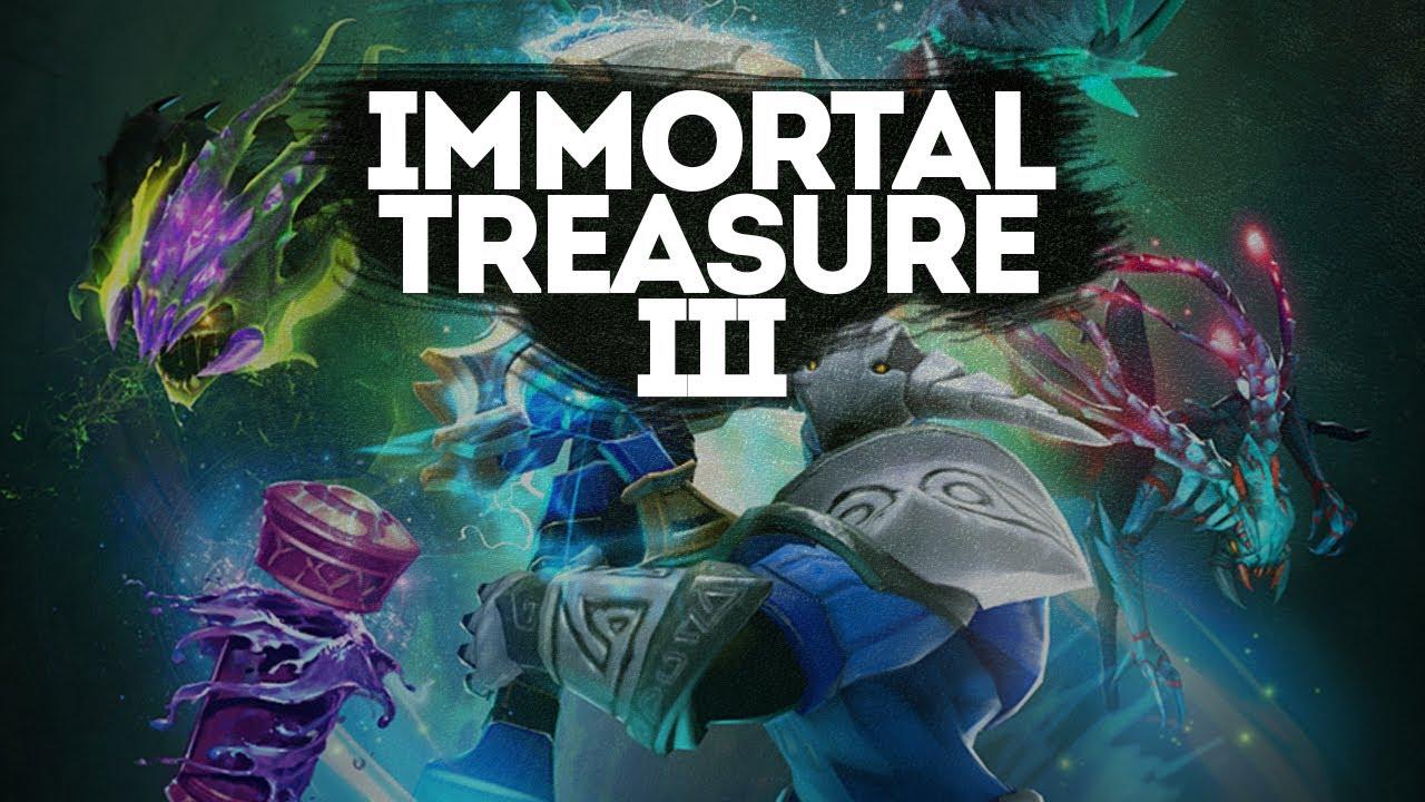 Immortal Treasure I: ОБЗОР 3 СОКРОВИЩНИЦЫ