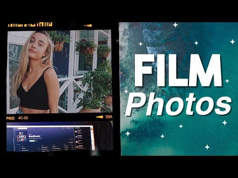 Make Your Photos Look Like Film | VSCO Tutorial