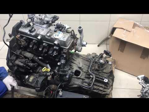 Двигатель Ford для Transit/Tourneo Connect 2002-2013