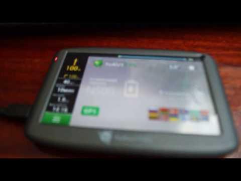 Обновление КАРТ НАВИТЕЛ на навигаторе NAVITEL N500