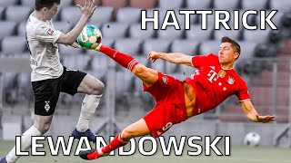 Bundesliga | HAT-TRICK ROBERT LEWANDOWSKI