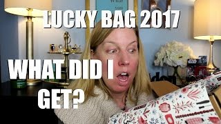 LUCKY BAG XL 2017 UNBOXING! | BEAUTYLISH | OMG!