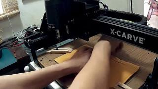 #103: X-carve Diy Kit By Inventables!