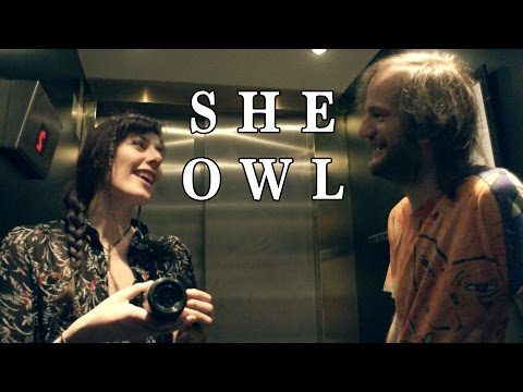 She Owl | Owl-Eye-Ring Tour - Ep.17