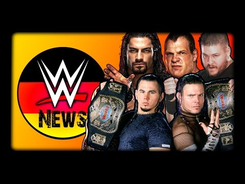 Hardy Boys bald zurück? Roman Reigns Heel Turn? (Wrestling News Deutsch/German)