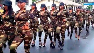 Как Выглядят Самые Красивые Девушки в Армии в Разных Странах