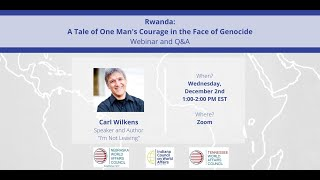 Rwanda: A Tale of One Man's Courage in the Face of Genocide