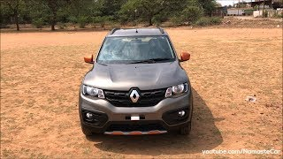 Renault Kwid Climber RXT 2018 | Real-life review