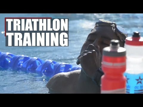 Swim, Bike, Run | Marines train for triathlons