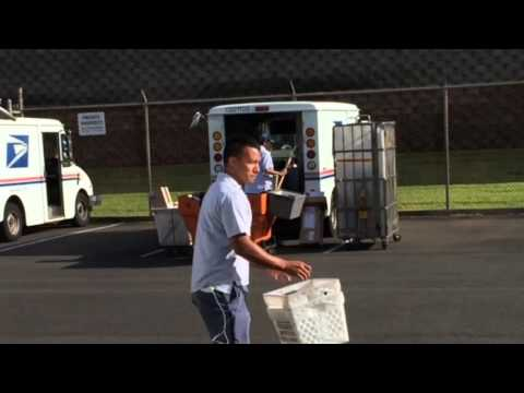 PEARL CITY POST OFFICE RUNNING MAN CHALLENGE