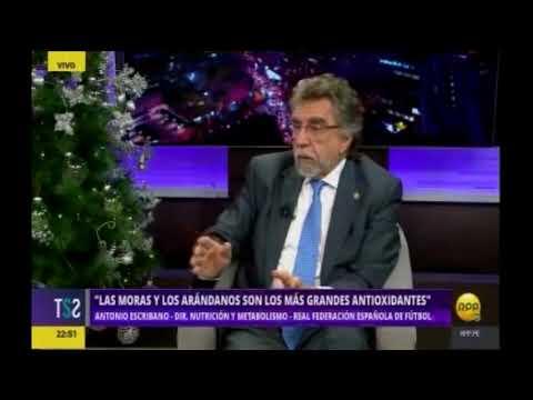 USIL - Dr.  Antonio Escribano  en RPP TV