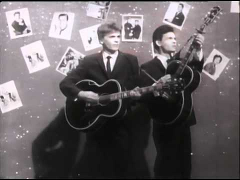 Everly Brothers - Problems (1958) [Long Version, High Quality Sound, Subtitled]