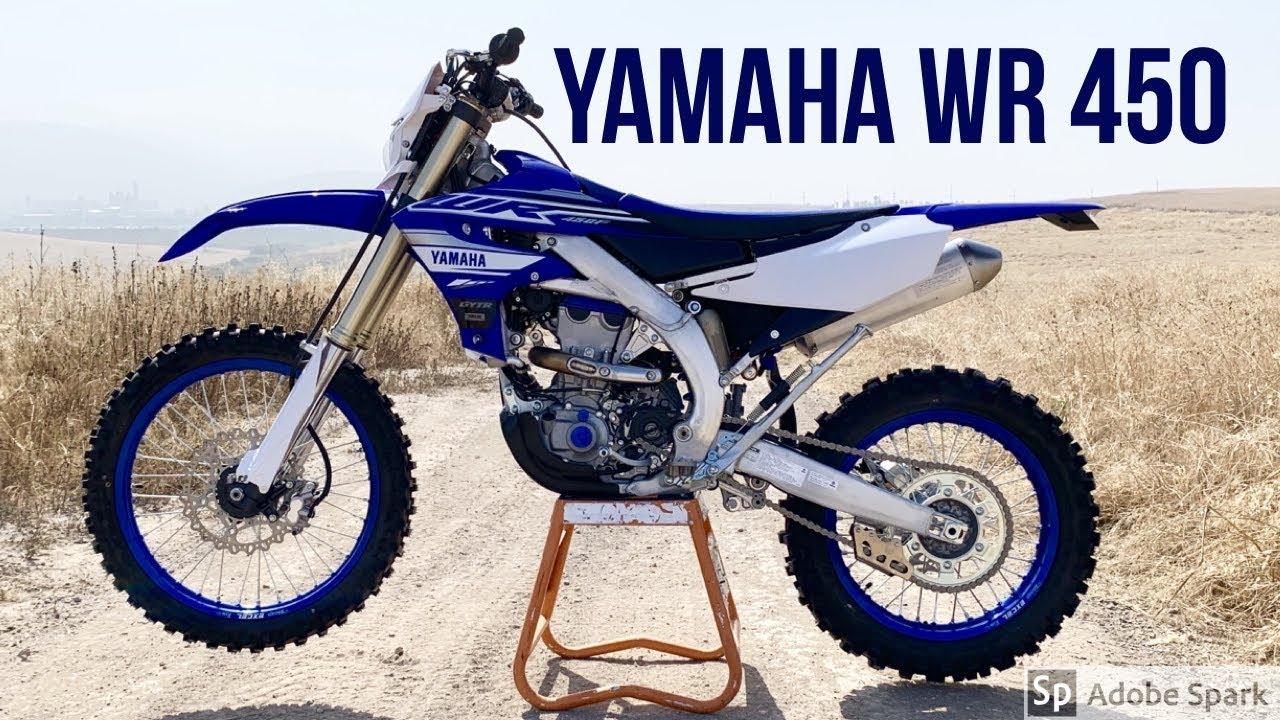 WR 450F 4T • Mach Motos