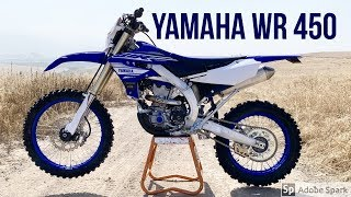 Yamaha WR 450F| BIKE TEST