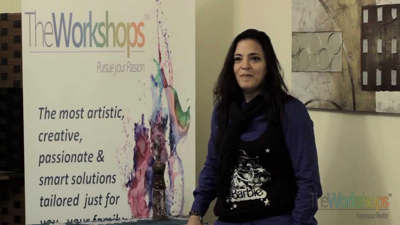 00fc793fd  تعلم تفصيل الملابس بطريقة بسيطة - The Workshops - YouTube